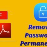 How to Remove Passwords From PDF